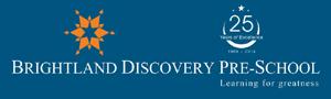 Brightland Discovery Preschool Logo